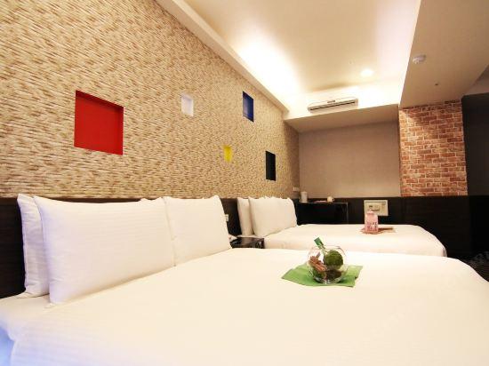 台北天禾精品旅館