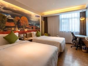 西安宽鱼MAX酒店图片