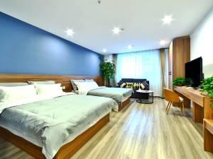 青岛燕岛之星度假公寓图片