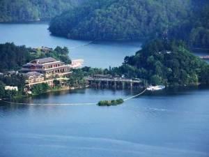 千岛湖温馨岛蝶来湖景度假酒店图片