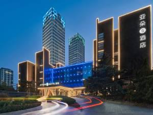 大连星海广场亚朵S酒店图片