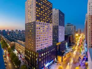 沈阳海韵锦江国际酒店图片