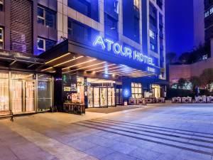 贵阳未来方舟亚朵酒店图片