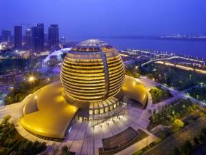 杭州洲际酒店图片