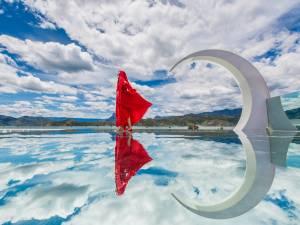 泸沽湖前湖·月遥全湖景度假酒店图片