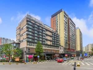 贵阳北站亚朵酒店图片