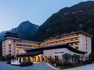 三清山希尔顿度假酒店图片