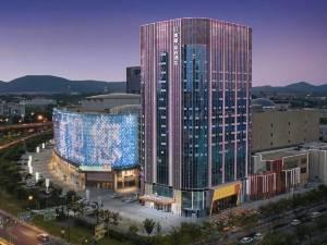 美豪丽致酒店(南京江北新区工业大学店)图片