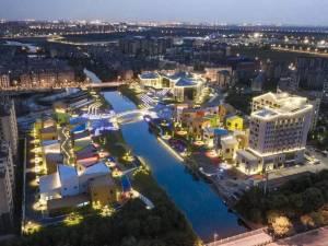桔子水晶上海临港海洋公园酒店图片