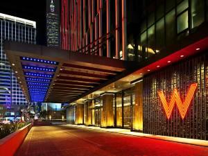 台北W饭店图片