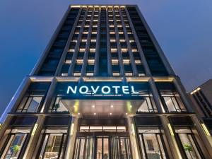 天津鼓楼诺富特酒店图片