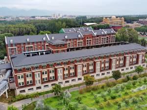 北京新华保险培训中心图片