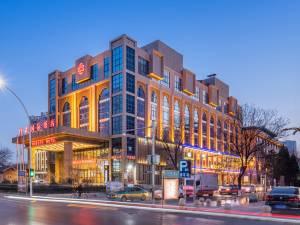 银川柏森国际饭店图片