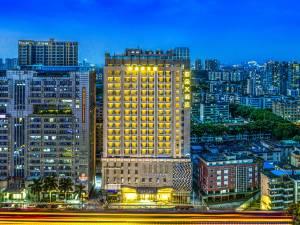 广州齐富路云丽亚朵X酒店图片