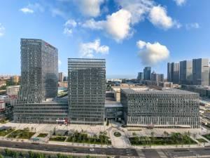 青岛海天金融中心酒店图片