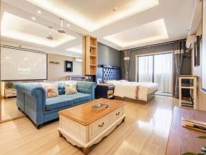悦嘉精品公寓酒店(银川建发大阅城店)图片