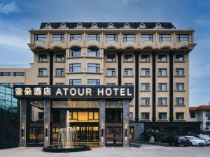 苏州新区狮山淮海街亚朵酒店图片