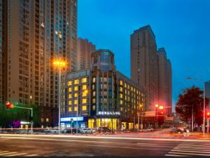 瑞景凯瑞精选酒店(武汉大学东湖街道口店)图片