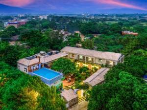 涠洲岛芙罗拉花园别墅图片