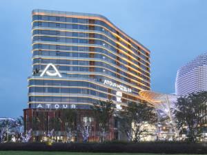 上海虹桥中心爱琴海亚朵S酒店图片