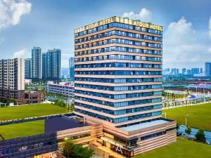 南昌西站国际博览城亚朵酒店图片