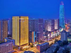 济南富力凯悦酒店图片