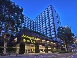 九龙香格里拉大酒店图片