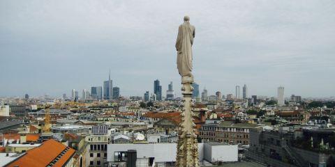 多姆大教堂屋頂觀景台