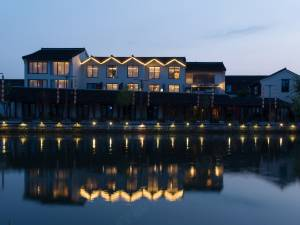 西塘巨海智慧酒店图片