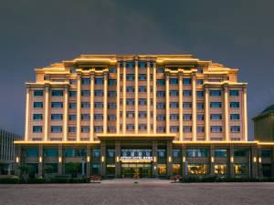 呼和浩特内蒙党校亚朵酒店图片
