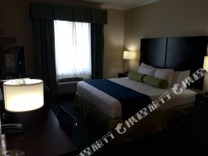 San Antonio Citview Inn & Suites