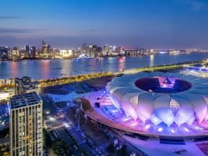 杭州奥体中心和昌希尔顿欢朋酒店图片