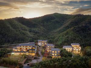 莫干山缦田生态度假酒店图片