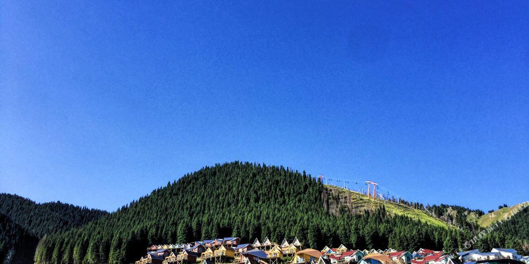 森林公园境内  标签: 宾馆 豪华型 舒适型  乌鲁木齐南山逸景营地共