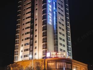 甘肃民航云美旅国际酒店图片