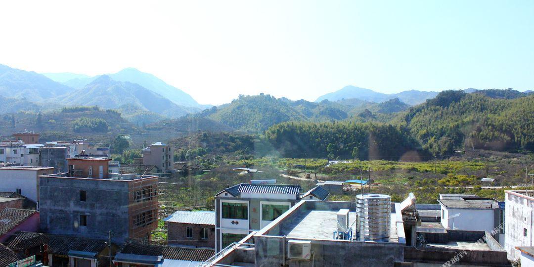 广州从化溪头村御养坊酒店