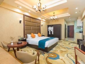沈阳太原街城开中心都市行者酒店式公寓图片