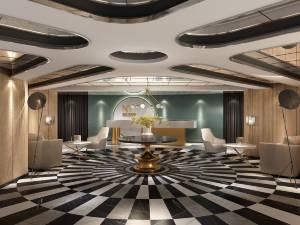 美漾·臻酒店(长沙五一广场IFS国金中心店)图片