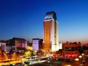 郑州裕达国贸酒店图片