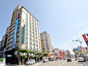 Azure Hotel - Hualien City