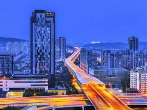 武汉光谷凯悦酒店图片