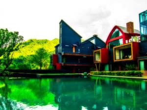 莫干山芝麻谷艺术酒店图片