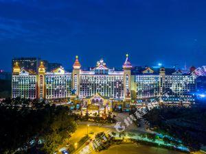[3天2晚 三人双园游] 广州长隆熊猫酒店2晚+3张大马戏票+3张其他景区门票(可选动物世界/欢乐世界/水上乐园)【亲子推荐】