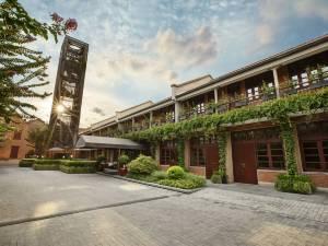上海建业里嘉佩乐酒店图片