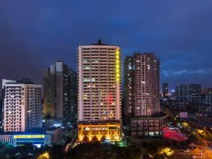 纽宾凯N+国际酒店(武汉新华路店)图片