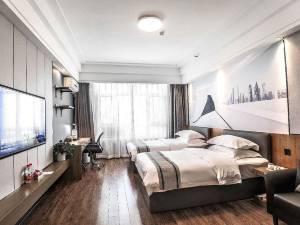 银川桔莱酒店图片