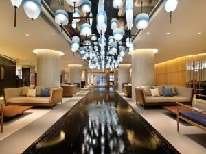 上海静安暻阁酒店图片