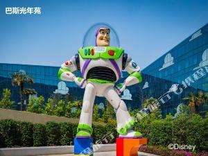 上海玩具总动员酒店1晚+上海迪士尼度假区门票・迪士尼检票口外配套酒店