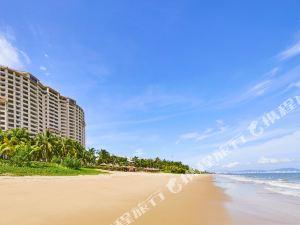 三亚湾喜来登度假酒店1晚,享私人沙滩、儿童乐园及游泳池