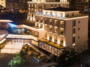 青岛栈桥海景亚朵酒店图片